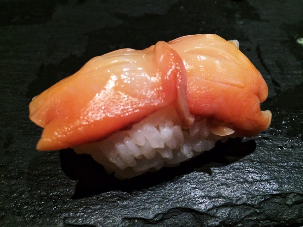 Akagai Nigiri